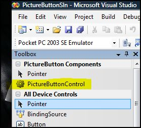 image showing our custom control appearing in toolbox